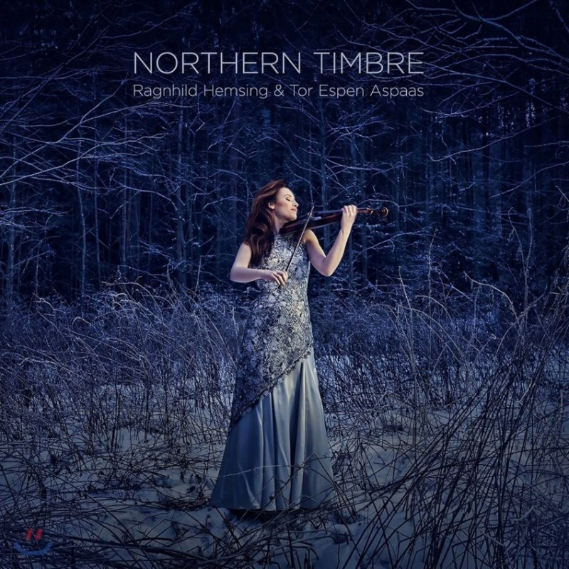 Ragnhild Hemsing 노던 팀버 - 그리그 / 시벨리우스 / 닐센: 바이올린 작품집 (Northern Timbre - Grieg / Sibelius / Nielsen)