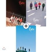B1A4 - 미니앨범 7집 : Rollin' [Black + Blue + Rollin'/3종 SET]