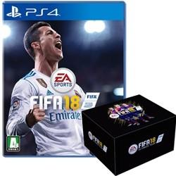 PS4 피파18 팬박스 에디션 예약판매 / FIFA18