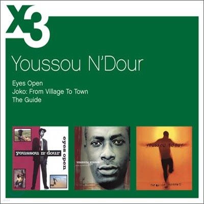 Youssou N'dour - Eyes Open + Joko - From Village To Town + The Guide