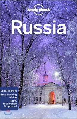Lonely Planet Russia, 8/E
