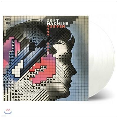 Soft Machine (소프트 머신) - Seven [투명 컬러 LP]