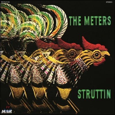 The Meters (미터스) - Struttin' [LP]