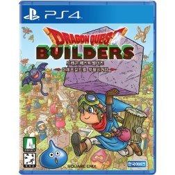 PS4 드래곤퀘스트 빌더즈 한글판