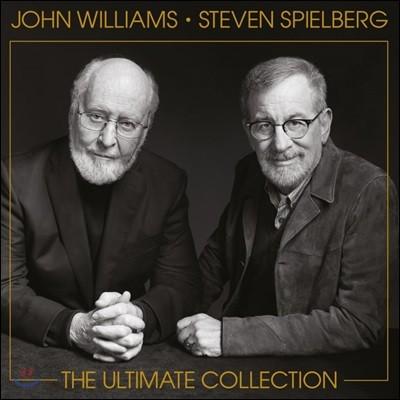 스티븐 스필버그 X 존 윌리암스 영화음악 모음집 (John Williams X Steven Spielberg - The Ultimate Collection) [6 LP]