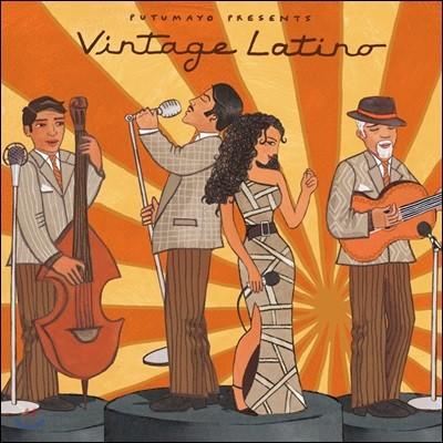 Putumayo Presents Vintage Latino (푸투마요 프레젠트 빈티지 라티노)