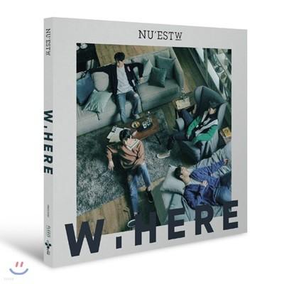 뉴이스트 W (NU`EST W) - W, Here [Still Life ver.]
