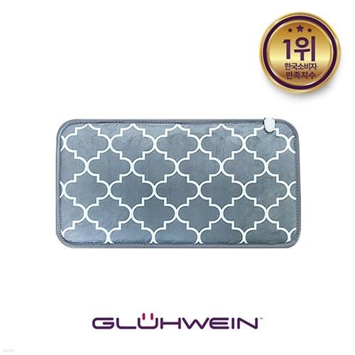 [글루바인] 프리미엄 극세사 전기방석 M 45x90(cm)