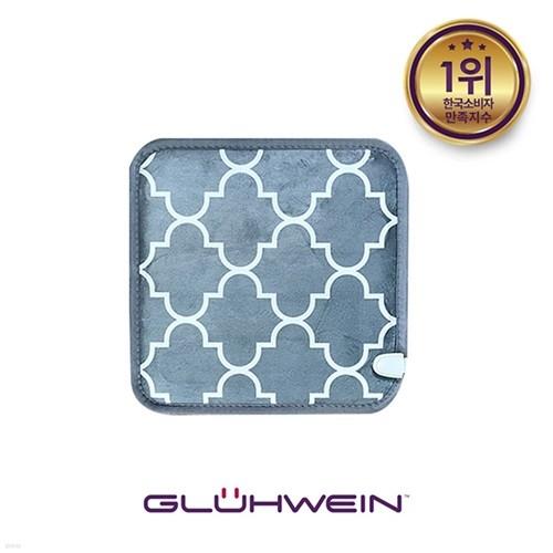 [글루바인] 프리미엄 극세사 전기방석 S 45x45(cm)
