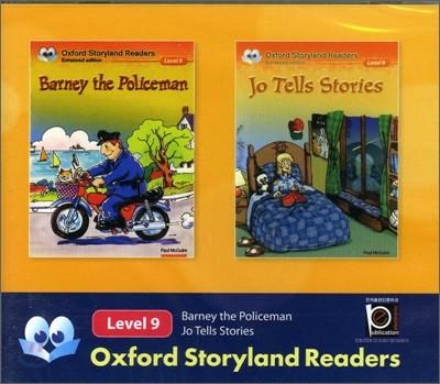 Oxford Storyland Readers Level 9 Barney The Policeman / Jo Tells Stories : CD