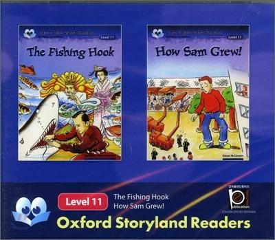 Oxford Storyland Readers Level 11 The Fishing Hook / How Sam Grew ! : CD