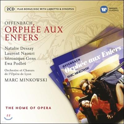 Marc Minkowski 오펜바흐: 지옥의 오르페오 (Offenbach: Orphee aux Enfers)