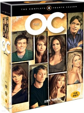 오렌지 카운티(The O.C) 시즌 4 (5disc)