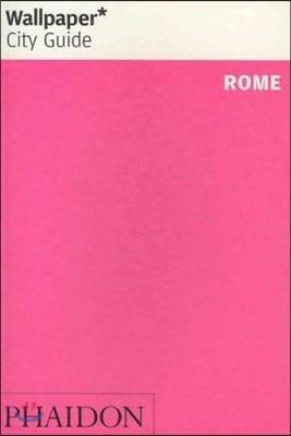 Wallpaper City Guide 2012 Rome