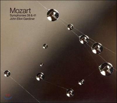 John Eliot Gardiner 모차르트: 교향곡 39번, 41번 '주피터' (Mozart : Symphonies K. 543, K.551 'Jupiter') 존 엘리엇 가디너