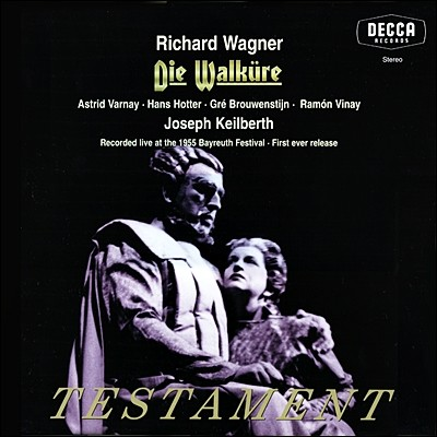 Joseph Keilberth 바그너: 발퀴레 (1955 바이로이트 실황) (Wagner: Die Walkure)