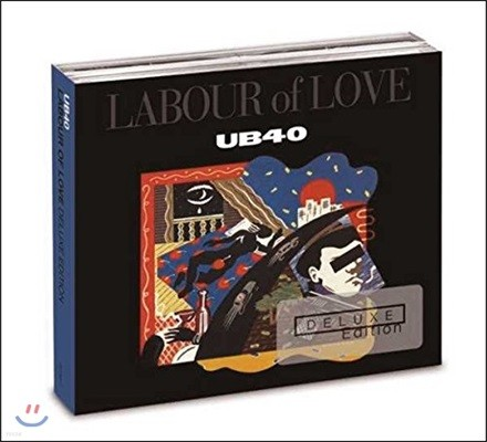 UB40 (유비포티) - Labour Of Love (Deluxe Edition)