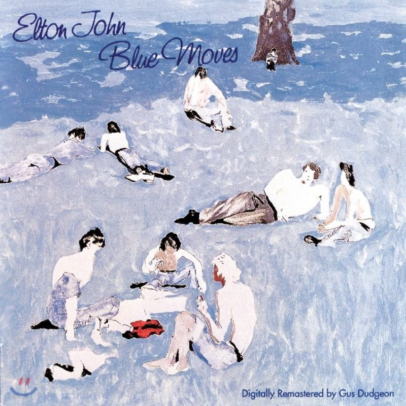 Elton John (엘튼 존) - Blue Moves [2LP]