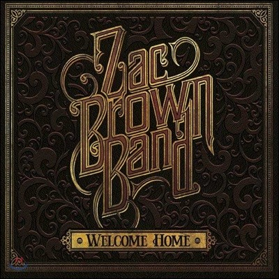 Zac Brown Band (잭 브라운 밴드) - Welcome Home [LP]