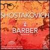 Manfred Honeck 쇼스타코비치: 교향곡 5번 / 바버: 현을 위한 아다지오 - 만프레드 호넥 (Shostakovich: Symphony Op.47 / Barber: Adagio)