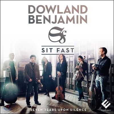 Sit Fast 시트 파스트가 연주하는 다울랜드& 벤자민 (John Dowland & George Benjamin - Seven Tears Upon Silence)
