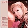 Lola Bobesco 롤라 보베스코 1960년대 루마니아 방송국 녹음 1집 [2 LP]