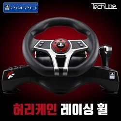 PS4/PC 허리케인 레이싱휠 / 공식라이센스제품