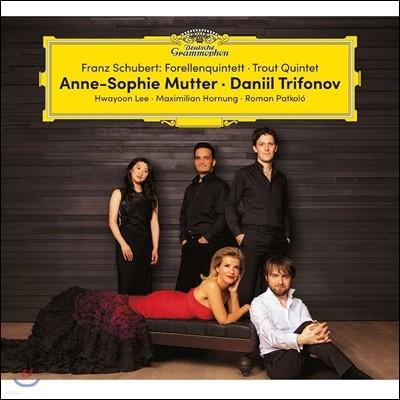 Anne-Sophie Mutter / Daniil Trifonov 슈베르트: 피아노 오중주 '송어' (Schubert: Piano Quintet 'Trout') [2LP]