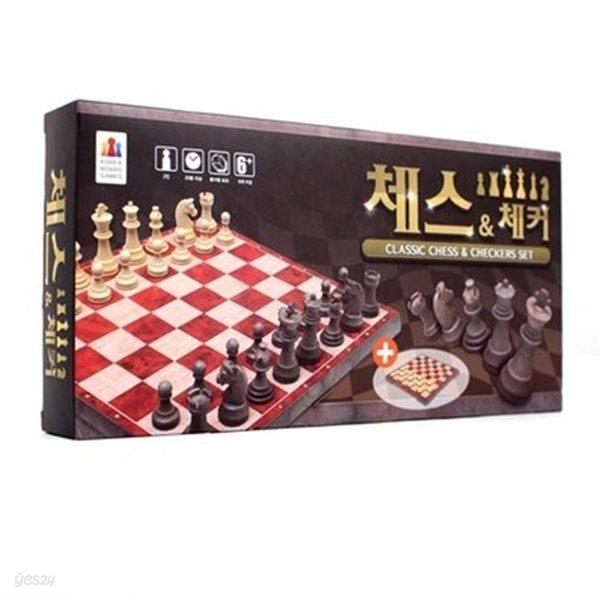보드게임 체스앤체커_KB10-01