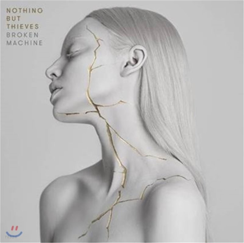 Nothing But Thieves (나씽 벗 띠브스) - Broken Machine [한정반 POP카드 에디션]