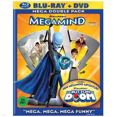 메가마인드BD+DVD Combo : 블루레이