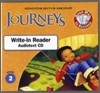 Journeys Write-in Readers for intervention Grade 2 : Audiotext CD