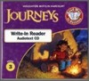 Journeys Write-in Readers for intervention Grade 3 : Audiotext CD