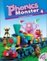 Phonics Monster 4 : Student Book