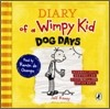 Diary of a Wimpy Kid #4 : Dog Days (Audio CD)