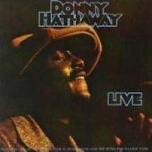 Donny Hathaway - Live (수입)