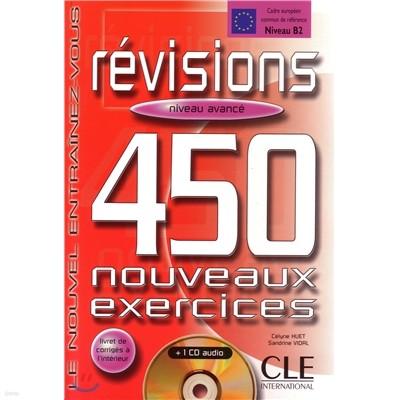 Revisions Niveau Avance (+CD, Corriges)