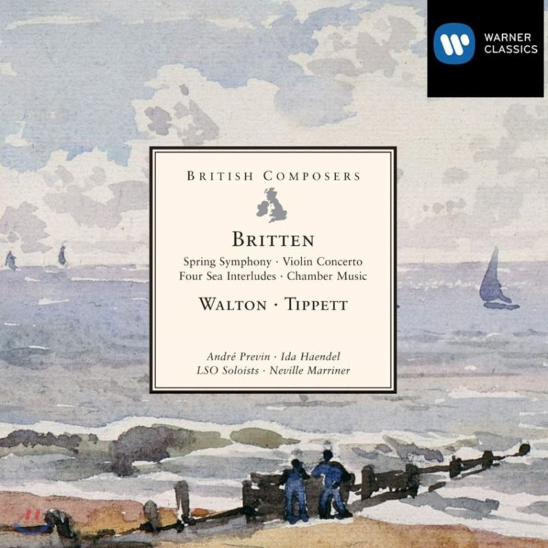 영국의 작곡가 - 벤자민 브리튼 / 윌리엄 월튼 / 마이클 티펫 (Britten / Walton / Tippett)