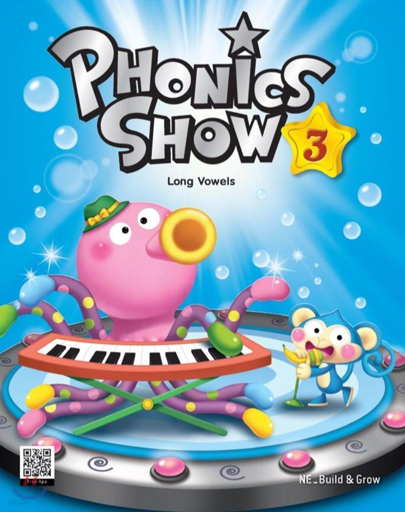 Phonics Show 3 : Student Book