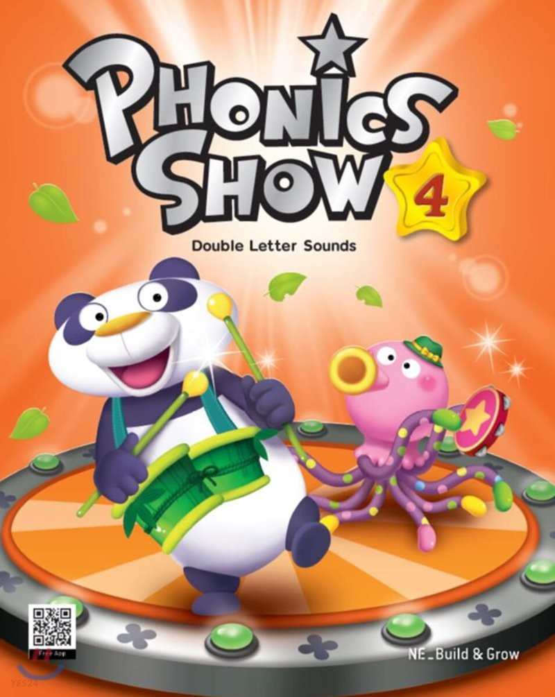 Phonics Show 4 : Student Book