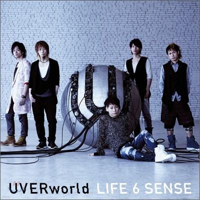 UVERworld - Life 6 Sense