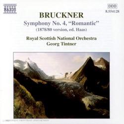 Bruckner : Symphony No.4 : Georg TintnerㆍRoyal Scottish National Orchestra