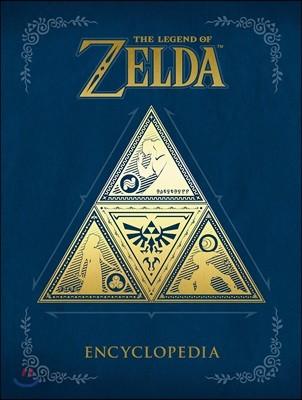 The Legend of Zelda Encyclopedia '젤다의 전설' 백과사전