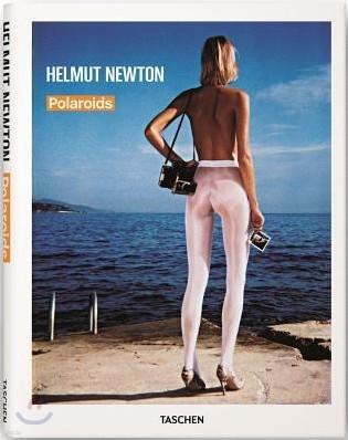Helmut Newton : Polaroids