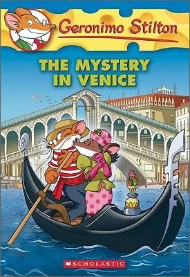Geronimo Stilton #48 : The Mystery in Venice