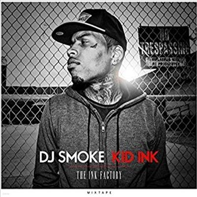 Kid Ink & DJ Smoke - Ink Factory Mixtape (Limited-Edition) (Digipack)