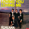 [LP] �ڸ��Ƴ� (Koreana) - Loving You Loving Me (�̰���)
