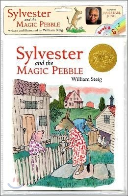Sylvester and the Magic Pebble (Book + CD)