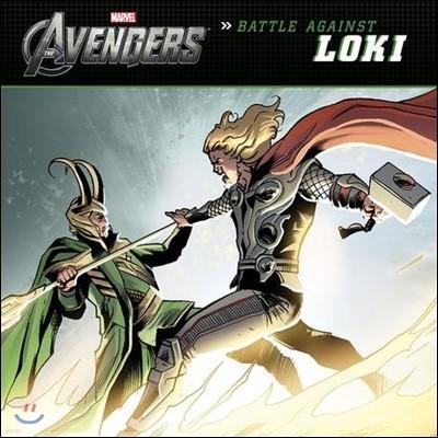 The Avengers : Battle Against Loki