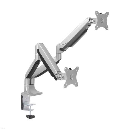 高品質 듀얼 모니터거치대 모니터암 TMS-LDT10-C024